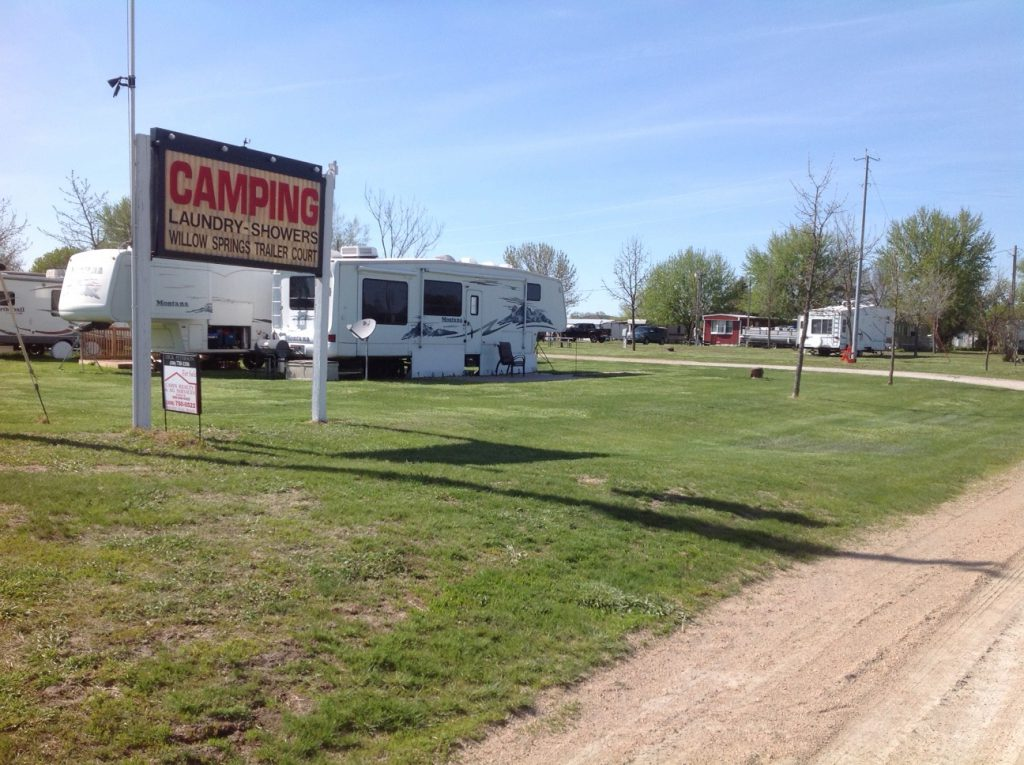 Willow Springs RV Park And Campground Burwell Nebraska