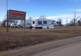 Willow Springs RV Park and Campground, Burwell Nebraska
