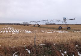 320 Acres – Pivot Irrigated – Rock County, Nebraska