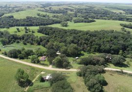 101.58 +/- Homestead with Agricultural & Recreational Bonus – Knox County, NE –  New Listing!