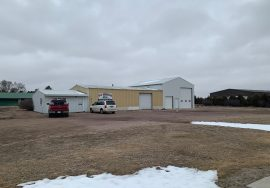 43321 US HWY 20, Ainsworth, NE – Outbuilding, office and house – PRICE REDUCED