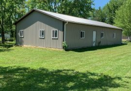 3 lots and outbuilding, Lake Ericson, Nebraska