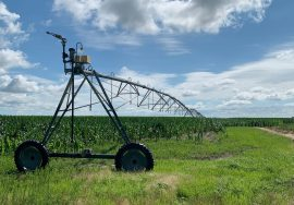 160 Acres, Pivot Irrigated, Rock County, Nebraska